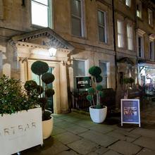 Best Western Abbey Hotel in Priston