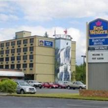 BEST WESTERN BARCLAY HOTEL in Port Alberni