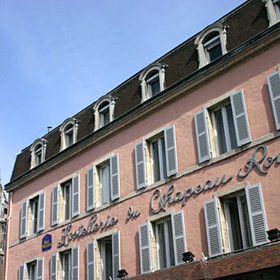 BEST WESTERN HOSTELLERIE DU CH in Epagny
