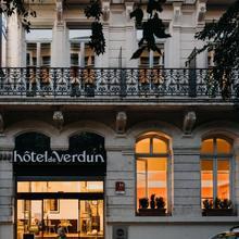 Best Western Hotel De Verdun in Lyon