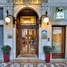 Best Western Hotel Moderno Verdi in Genova