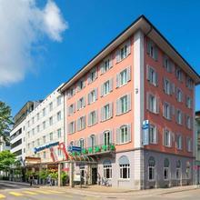Best Western Hotel Wartmann Am Bahnhof in Zurich