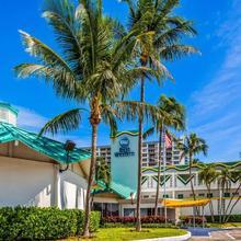 Best Western On The Bay Inn & Marina in Miami Beach