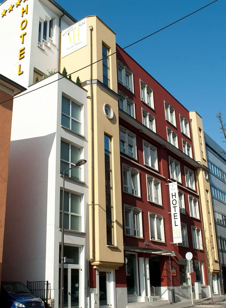 Best Western Plus Grand Hotel Victor Hugo in Luxembourg
