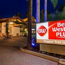 Best Western Plus Pepper Tree Inn in Santa Barbara