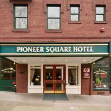 Best Western Plus Pioneer Square Hotel in Seattle