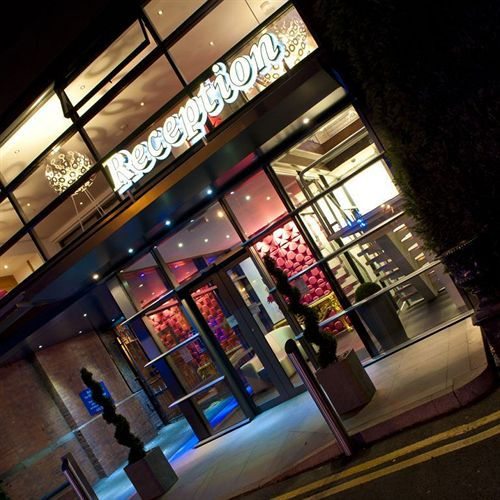 Best Western Willowbank Hotel Manchester in Manchester