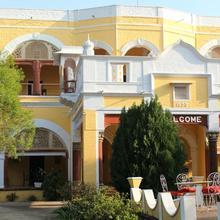 Bhanwar Vilas Palace in Karauli
