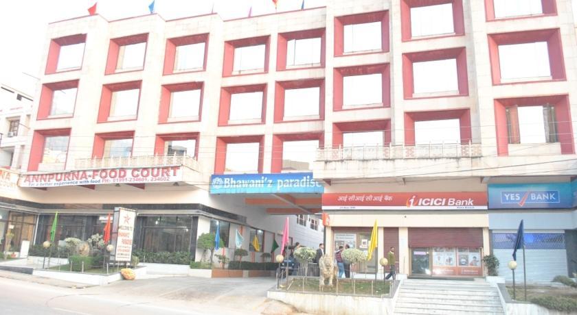 Bhawani'z Paradise Hotel in Bishnah