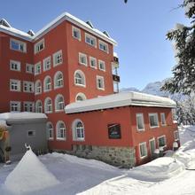 Blatter's Bellavista Hotel in Davos