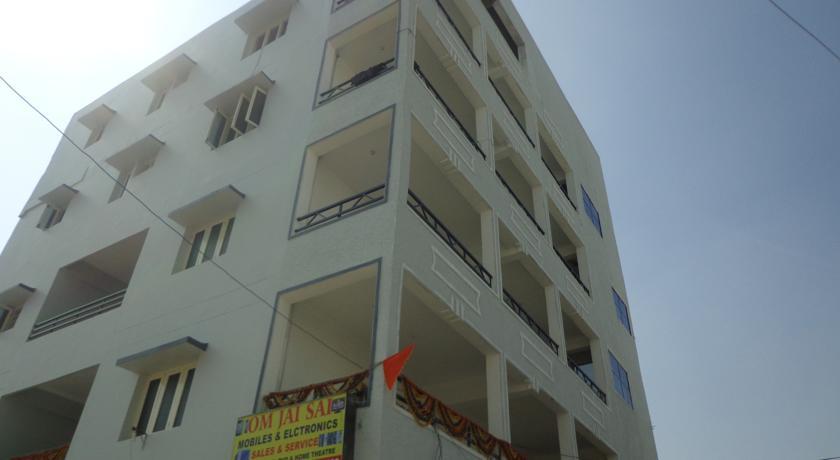 Block A Room Hotel in Himayatnagar