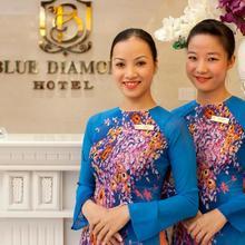 Blue Diamond Hotel in Ho Chi Minh City