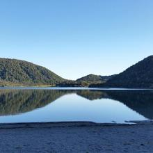 Blue Lake Top 10 Holiday Park in Rotorua