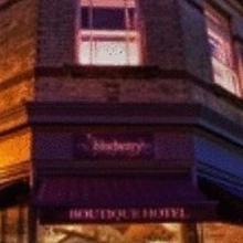Blueberry Hotel in Pencoed