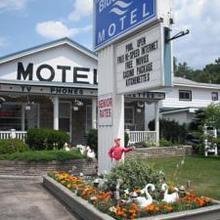 Bluewater Motel in Sarnia