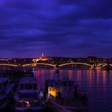 Boat Hotel Fortuna in Budapest