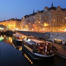 Boat Hotel Matylda in Prague