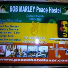 Bob Marley Peace Hotel Luxor in Luxor