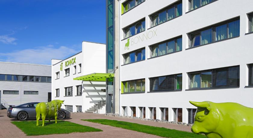 Bonnox Boardinghouse & Hotel in Rolandswerth