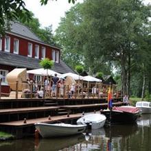 Bootshaus in Bedekaspel