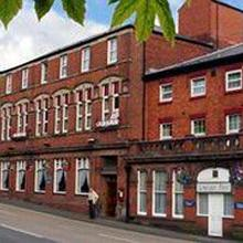 Borough Arms Hotel in Madeley