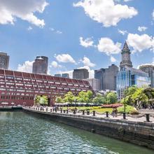 Boston Marriott Long Wharf in Boston