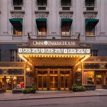 Boston Omni Parker House Hotel in Boston