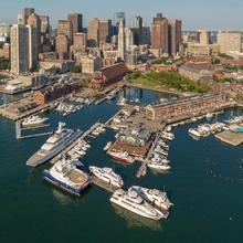 Boston Yacht Haven in Boston