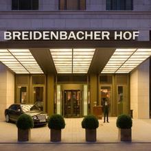 Breidenbacher Hof, A Capella Hotel in Dusseldorf