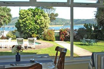 Bridgewater Bed & Breakfast in Knysna