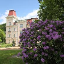 Bristol Vila Tereza in Karlovy Vary