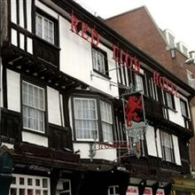 Brook Red Lion Hotel Colchester in Feering