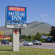 Brooks St. Motor Inn in Missoula