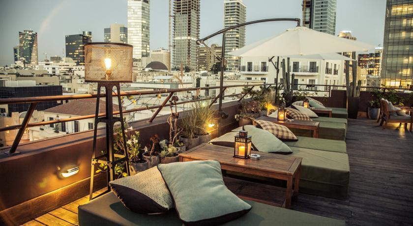 Brown TLV Urban Hotel in Tel Aviv