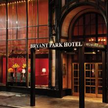 Bryant Park Hotel in New York