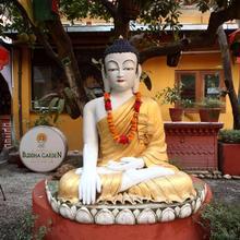 Buddha Garden Hotel in Kathmandu