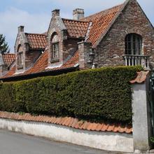 Buffoon Castle in Ruiselede