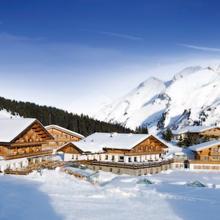 Burg Vital Resort in Sankt Anton Am Arlberg