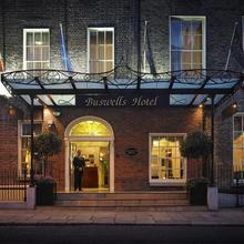 Buswells Hotel in Dublin