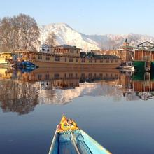 Butterfly Group Of Houseboats in Ganderbal