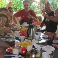 Cabinas & Restaurante Cristina in Tambor