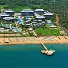 Calista Luxury Resort in Antalya