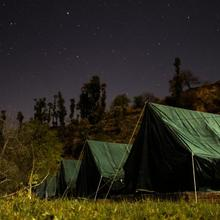 Camp Artscape in Mukteshwar