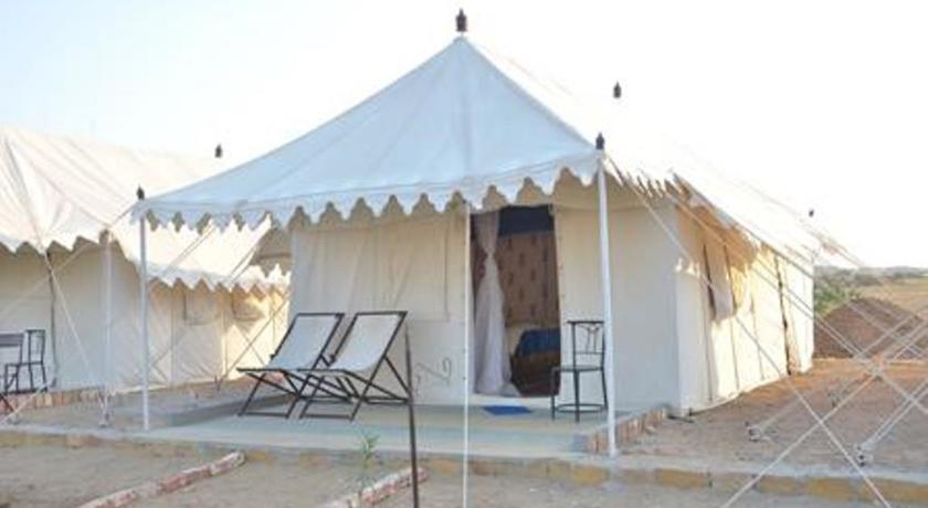 Camp Paradise in Jaisalmer