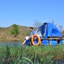 Camp Island पे!! by Shetty Farms. in Dahanu