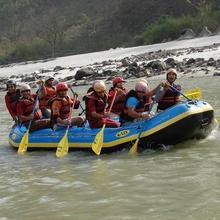 Camp Thrillofun- Sandpiper in Devaprayag