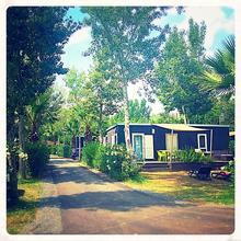 Camping Club L'air Marin in Sauvian