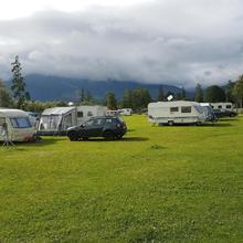Camping Intercamp Tatranec in Ganovce