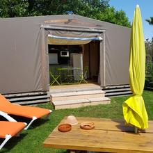 Camping Le Clos De La Grangette in Sauvian