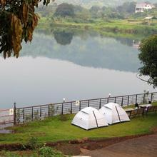 Camping@lake Pawna in Lonavala